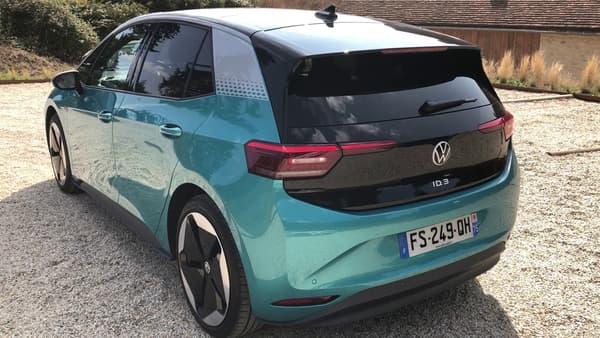 Avec l'ID.3, Volkswagen revendique son ADN de véhicule pour le plus grand nombre, comme la Coccinelle ou la Golf.