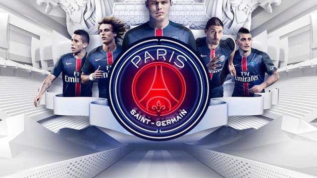 PSG : le nouveau maillot domicile