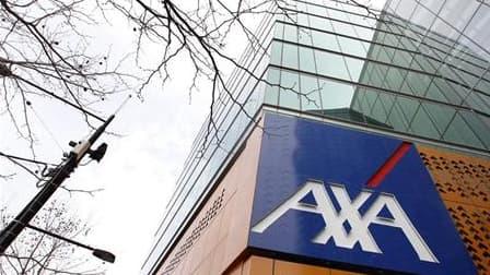 Axa a reçu le prix de la performance tertiaire aux Green Business Awards 2012