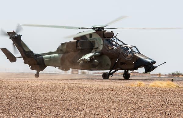 Le Tigre est un hélicoptère de reconnaissance et de combat capable de se déplacer à des vitesses élevées et à basse altitude pour des missions diurnes et nocturnes