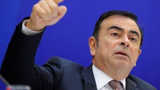 Carlos Ghosn, le PDG de Renault Nissan, était l'invité de Stéphane Soumier dans Good Morning Business.