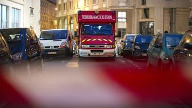 Une explosion dans une usine de papier d'Arménie à Montrouge a fait 4 blessés graves ce lundi.