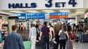 Les aéroports parisiens ont notamment connu d'importants embouteillages