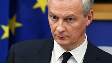 Bruno Le Maire est en première ligne pour tenter de faire adopter une taxe sur les GAFA au niveau européen d'ici la fin de l'année.