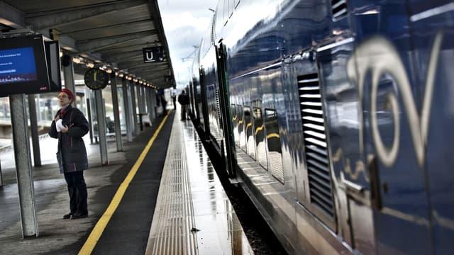 La gare de Besançon (photo d'illustration)