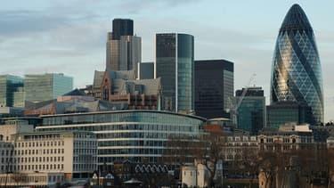 La City de Londres risque de retomber à son plus bas niveau depuis 1990 en termes d'emplois