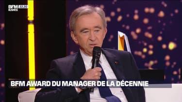 """Bernard Arnault: """"cette crise a été beaucoup mieux gérée que celle de 2008"""""""