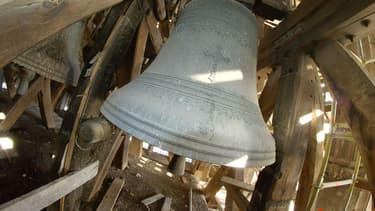Image d'illustration - La cloche d'une église
