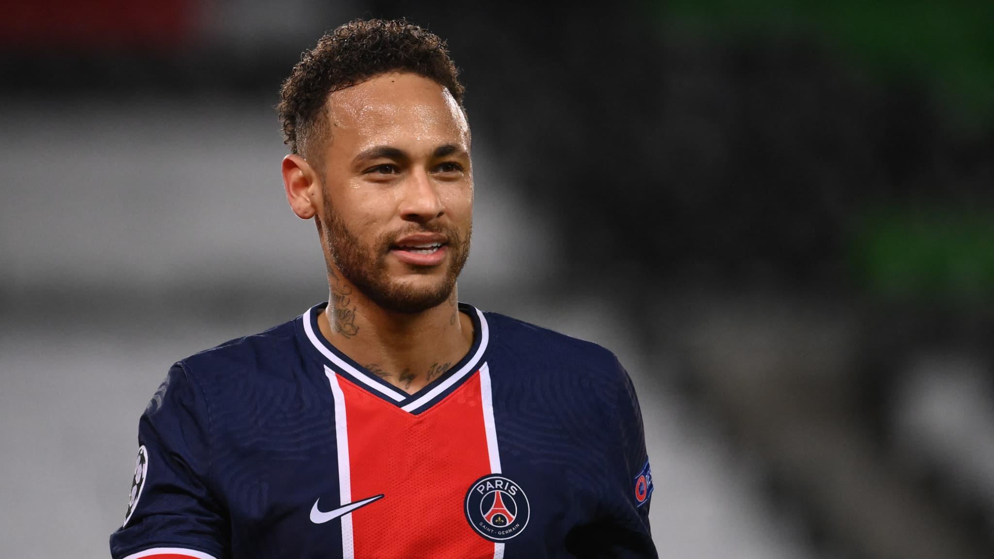 Neymar assure que sa prolongation «n'est plus un sujet»