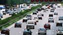 """La société d'autoroute ASF estime qu'il s'agit d'un problème """"interne aux douanes""""."""