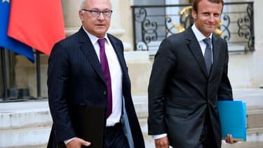 Michel Sapin et Emmanuel Macron ont rendez-vous avec leurs homologues allemands à Berlin pour un conseil économique et financier.