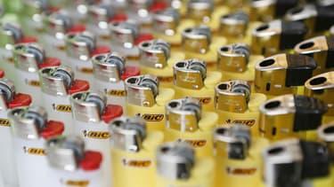 Bic a choisi de se recentrer sur ses produits phares, tels que les briquets.