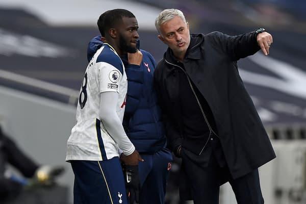 Ndombele et Mourinho