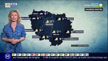 Météo Paris-Ile de France: un ciel variable et des températures élevées