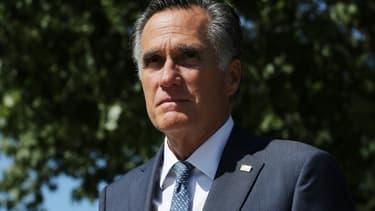 Le sénateur Mitt Romney, figure républicaine et membre de la religion mormonne, a fait savoir qu'il n'avait pas voté pour Donald Trump, sans pour autant dire son bulletin anticipé était allé à Joe Biden