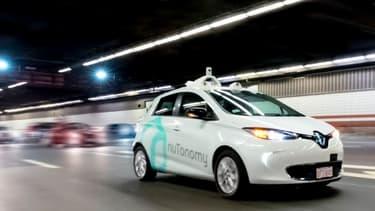 La start-up nuTonomy a été rachetée par l'équipementier automobile Delphi en octobre 2017.