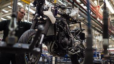 Il y aura environ 50 licenciements dans l'usine britannique de Triumph et 20 création d'emplois d'ingénieurs concepteurs.