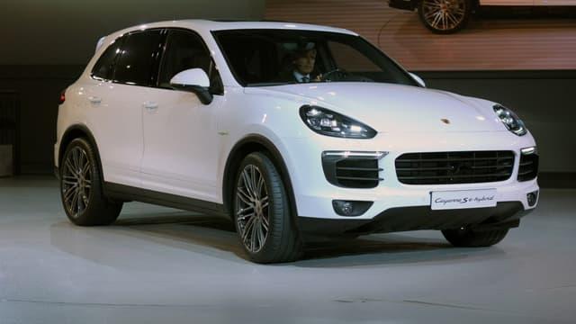 Porsche veut profiter à plein de la fiscalité écologique.