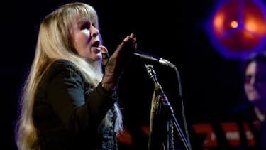 Stevie Nicks, la chanteuse de Fleetwood Mac, en 2019