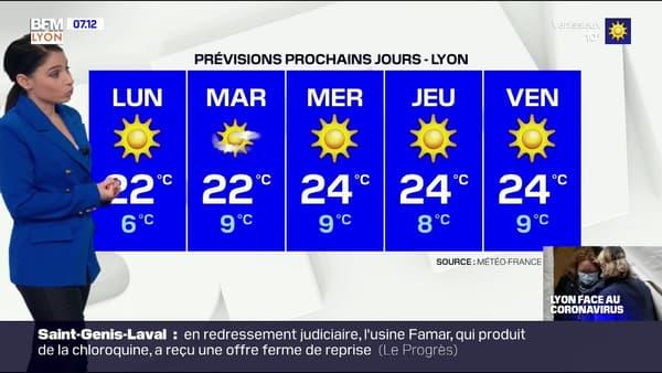 Une météo très ensoleillée ce dimanche avec des températures dignes dun mois de mai jusquà 20C à Lyon (2).jpg