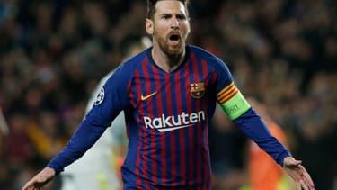 Leo Messi (Barcelone)
