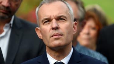 Le ministre de la Transition écologique et solidaire, François de Rugy.