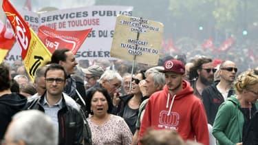 La mobilisation contre la loi Travail s'est poursuivie jeudi dans toute la France.