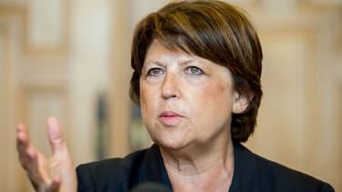 """Pour Martine Aubry, il n'est pas """"évident"""" qu'elle soutienne la candidature de Manuel Valls. (Photo d'illustration)"""