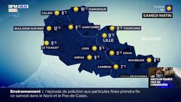 La météo du 11 avril.