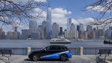 Une voiture sans conducteur a relié San Francisco à New York sans que personne ne touche le volant.