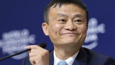 Jack Ma, fondateur d'Alibaba, veut développer Alipay en France.