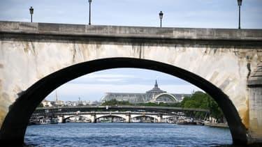La Seine, à Paris. (photo d'illustration)