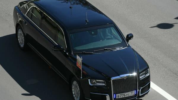 Avec 6,62 mètres de long, cette limousine serait tout simplement la voiture officielle la plus grande au monde.