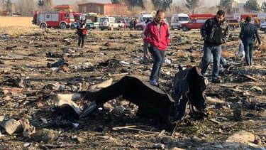 176 personnes ont péri dans le crash, principalement des Iraniens et des Canadiens