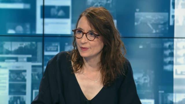L'avocate de plusieurs familles d'enfants de jihadistes français, Marie Dosé.