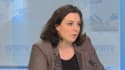 Emmanuelle Cosse a rappelé son opposition à Arnaud Montebourg sur la question du gaz de schiste.