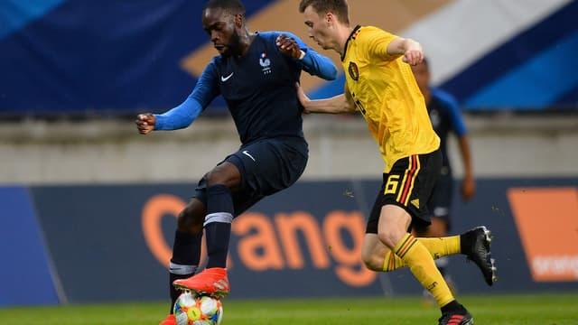 Jonathan Ikoné tiendra sa place face à l'Angleterre.