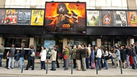 En France, les films sortent le mercredi