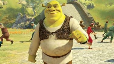 Shrek a connu quatre aventures au cinéma depuis 2001
