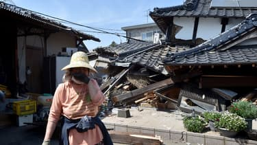 L'île de Kyushu a connu deux tremblements de terre.