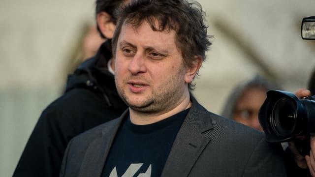 Octave Klaba, le fondateur d'OVH.