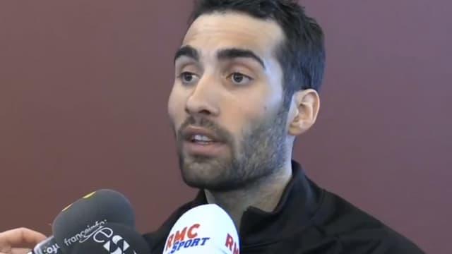 Martin Fourcade réagit au démantèlement d'un réseau de dopage autrichien.