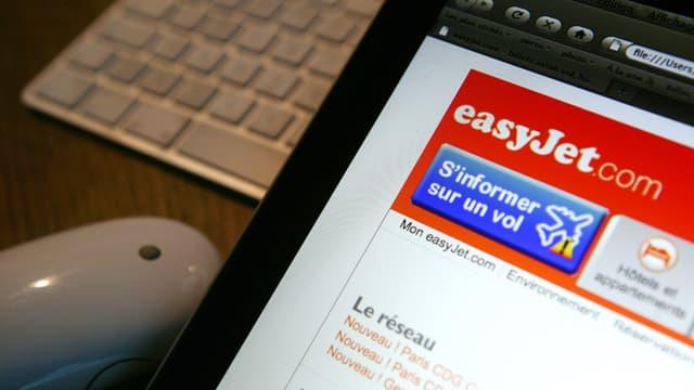 easyJet se targue d'être la première grande compagnie à proposer Apple Pay à ses clients.