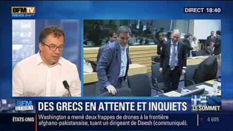 Crise grecque (3/3): Athènes obtiendra-t-elle une nouvelle aide financière à l'Europe ?