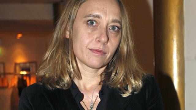 Virginie Despentes en novembre 2010