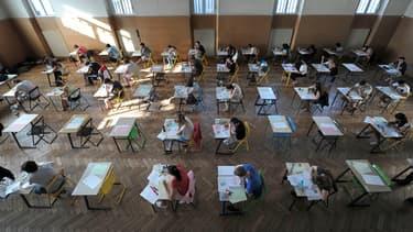 L'épreuve de physique au bac est trop difficile, selon une association de professeurs (Photo d'illustration)