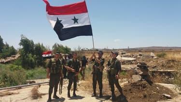 L'armée syrienne a annoncé vendredi son entrée dans la ville clé de Minbej. Image d'illustration.
