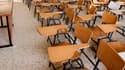 """Enseignants et syndicats s'inquiètent des conséquences de suppressions de postes """"suicidaires"""" pour la prochaine rentrée scolaire, particulièrement dans le secondaire où l'on décompte près de 80.000 élèves de plus pour 4.800 professeurs de moins. /Photo d"""