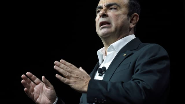 Carlos Ghosn veut faire de Renault-Nissan le leader mondial des ventes automobiles.