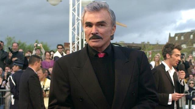 Burt Reynolds en 2001
